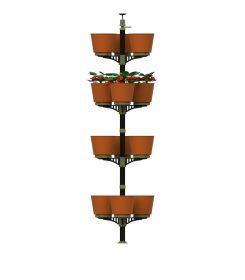 Vertical Garden System balcony-függőleges kert-rendszer-erkély
