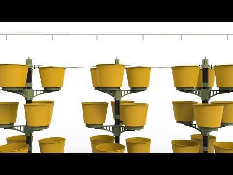 O2-Vertical Garden system-Farm version