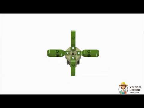 Vertical Garden-Parts/drót